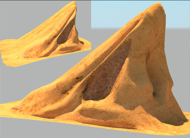 Anthill 3D Concept